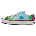Aloha Unisex Low Top Converse Shoe