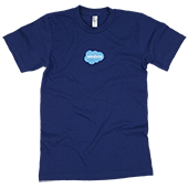 American Apparel Salesforce T-Shirt