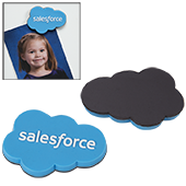 Salesforce Cloud Rubber Magnet