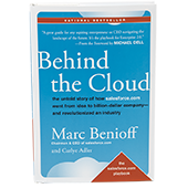 Behind the Cloud Book