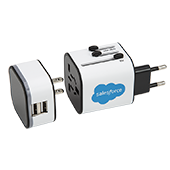 Universal Adapter White