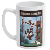 Dreamforce National Park Mug