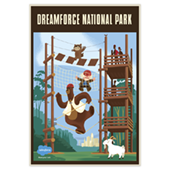 DF National Park Poster <font color=red>While Supplies Last!</font>