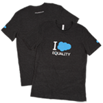 Unisex Equality Jersey T-Shirt