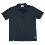 Men's Linksoul DryTech Polo (Ink Heather)