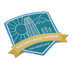 Salesforce Tower Patch