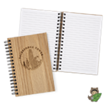 Salesforce Tower Spiral Notebook