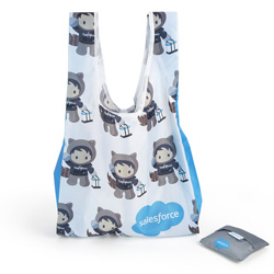 Astro Packable Tote Bag