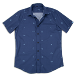 Men's Custom Button Down Shirt