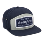 Dreamforce Panel Twill Patch Hat