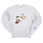 Youth Paraglider Crew Sweatshirt