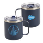 Tower Camper Mug Navy - 12 oz.
