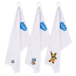 Character Golf Towel