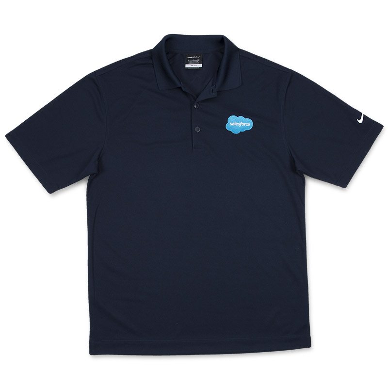 Nike Polo Dri-Fit Polo Navy