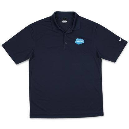 Men's Nike Dri-FIT Polo Navy