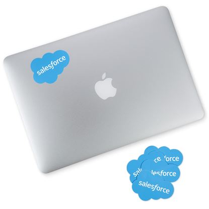 Salesforce Cloud Decal (Pack of 5)