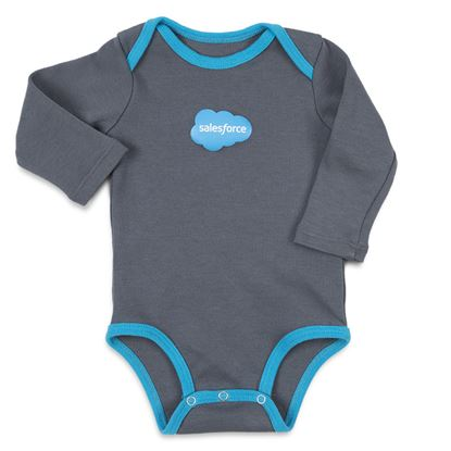 Infant Long Sleeve AXL Brand One Piece