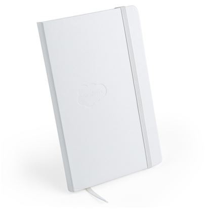 Moleskine Large Notebook - White