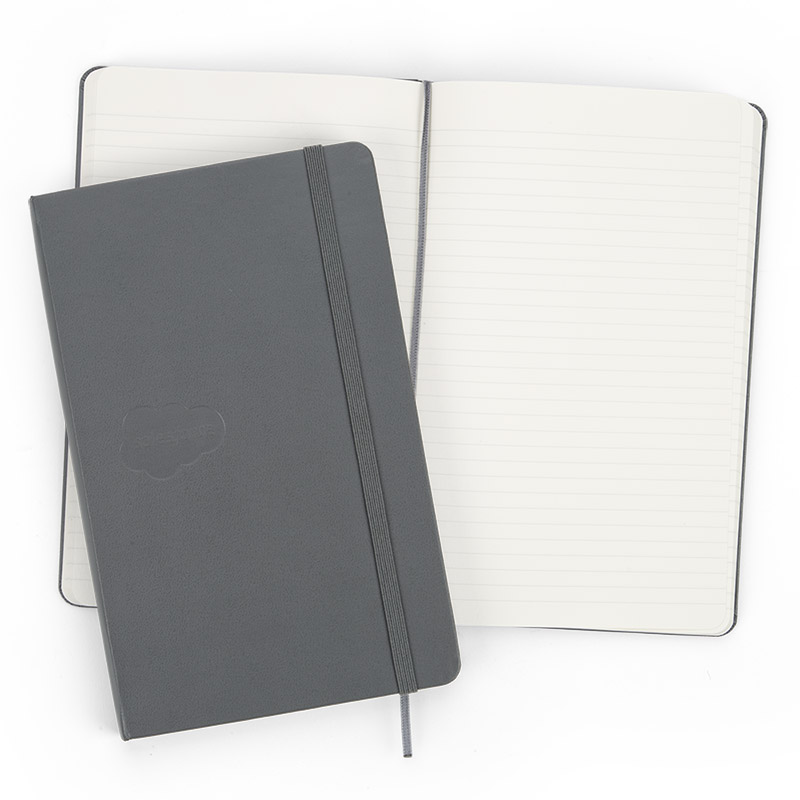 Moleskine Large Notebook (Gray)