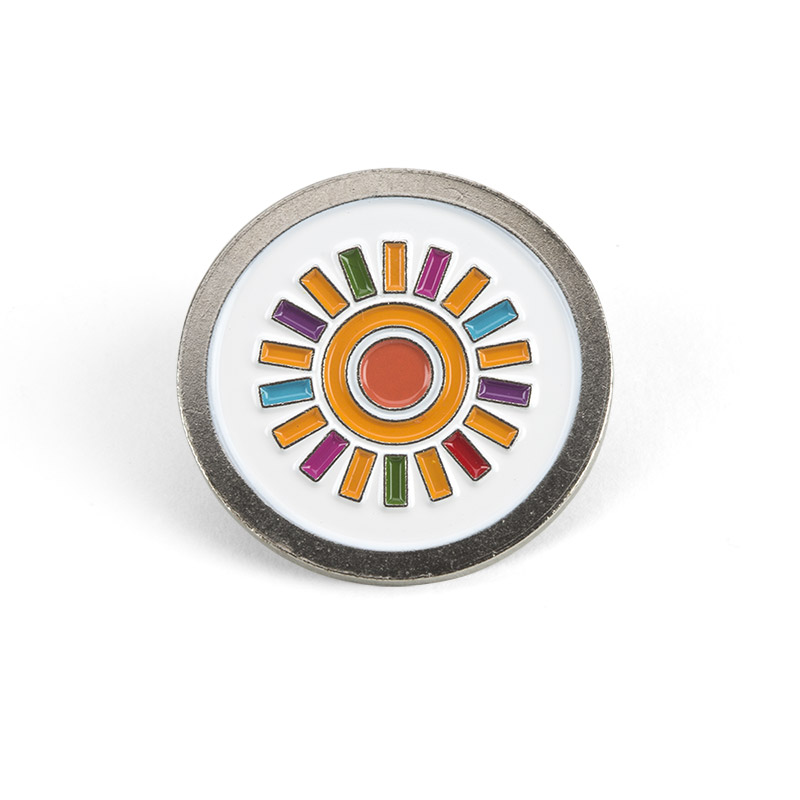 Latinoforce Magnetic Pin