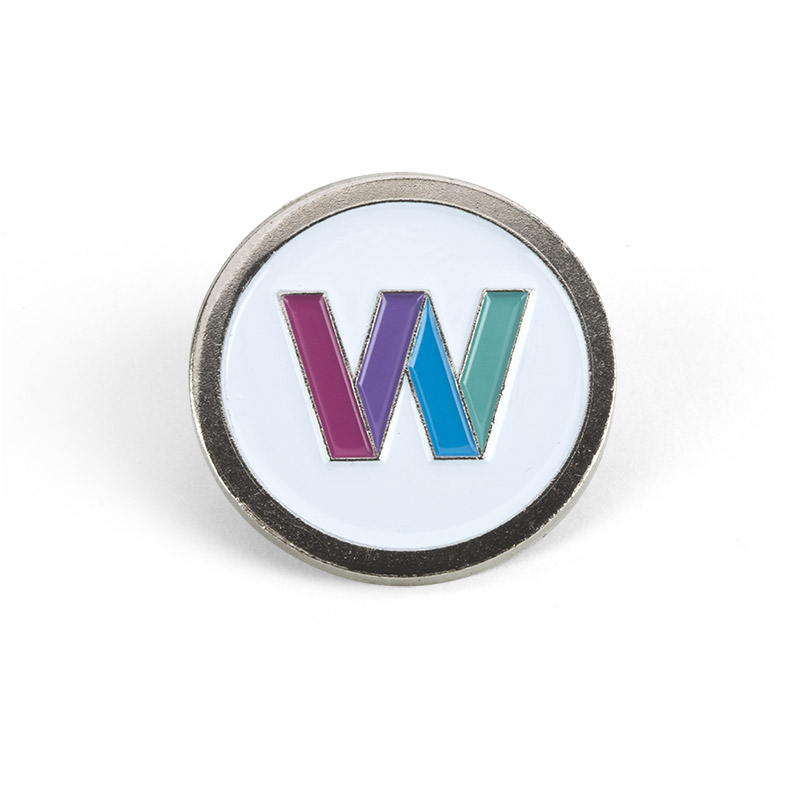 Women's Network Magnetic Pin