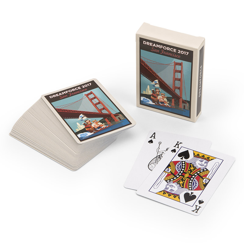 Dreamforce Playing Cards