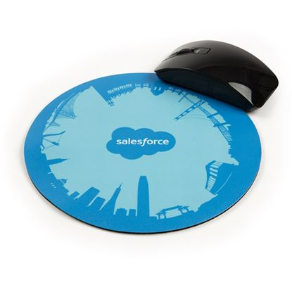 Skyline Mousepad with Tower
