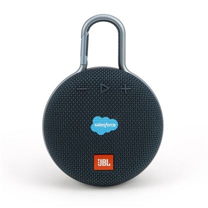 Salesforce JBL Clip Portable Bluetooth Speaker